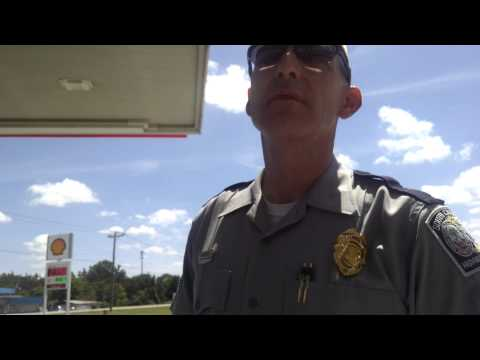 SC State Trooper intimidation