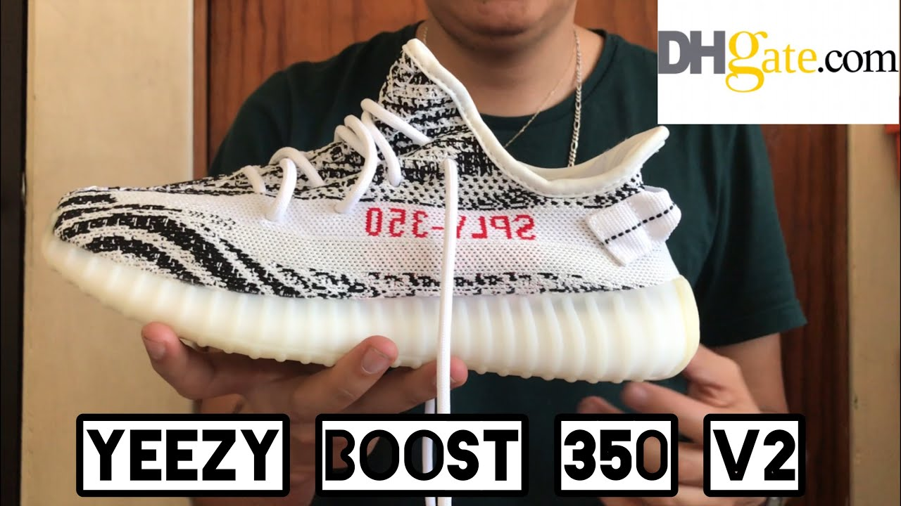 Yeezy Boost 350 V2 Zebra - DhGate