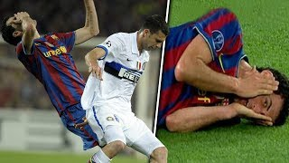 Footballers who ruined the champions league xi!