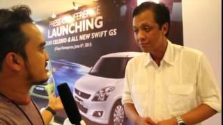 Ini Dia Tampilan Suzuki Celerio di Jakarta Fair - Raja Mobil