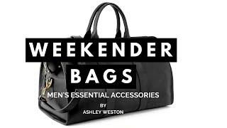 Weekender Bag - Men