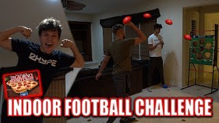 2Hype Indoor Football Challenge! *GAME DAY PARTY*