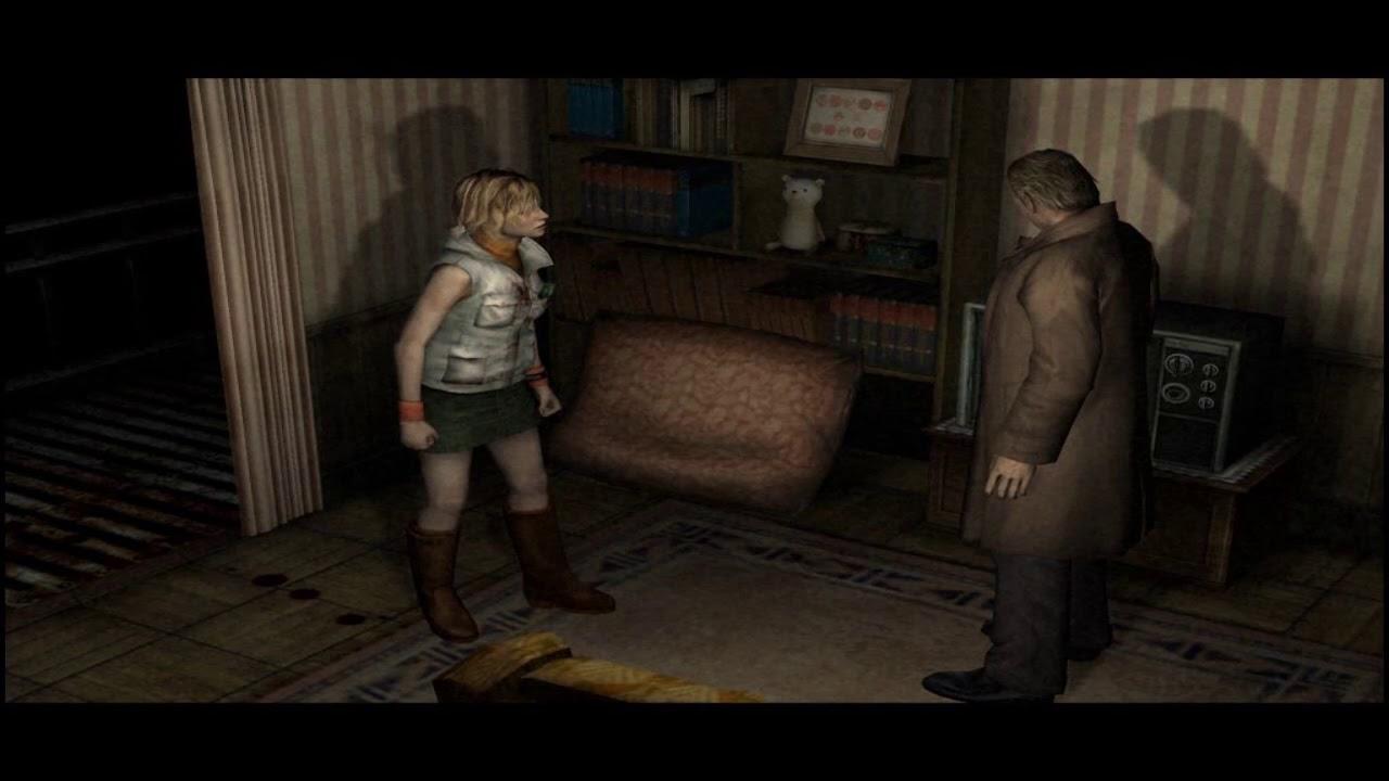 Silent Hill 3 Hometown Lyric