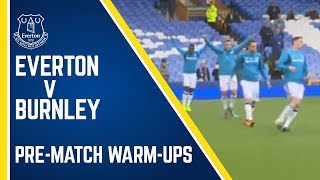 Video Gol Pertandingan Everton vs Burnley