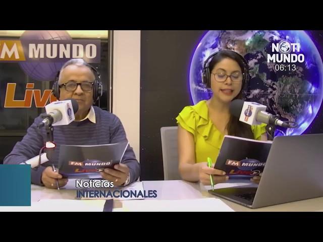 NotiMundo Al Día - 12 Noviembre 2019