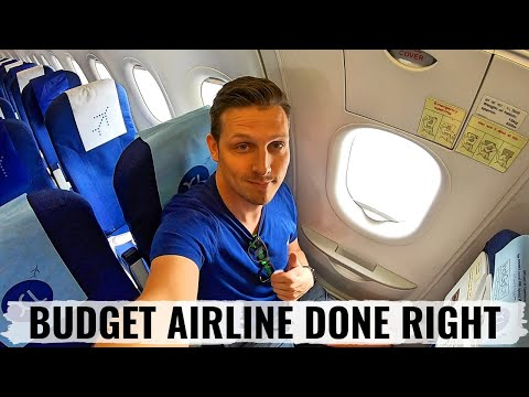 Review: IndiGo A320 - The WORLD's BEST BUDGET AIRLINE?