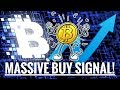 Extreme Buy Signal on Bitcoin - 100-300% gains ahead!