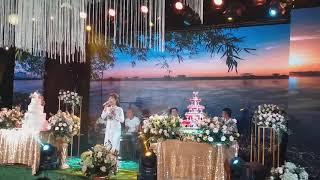 Tằm Vương Tơ / Dương Nghi Đình cùng các bậc tiền bối hát tiệc cưới - Minh Vương , Lệ Thuỷ , Cẩm Tiên