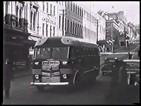 Old Dunedin 1960s - Part 1 (HD)