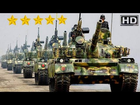 How Dangerous Is Bangladesh Army?