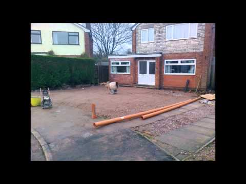DB Building And Sons, Block paving and Flagging
