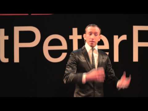 Unlocking your creativity-- 3 ways to have amazing ideas: Shed Simove at TEDxStPeterPort