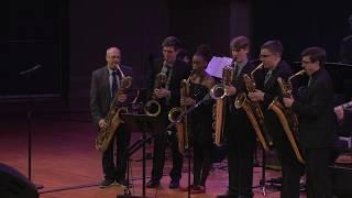 UNT One O'Clock Lab Band: Thad Jones - Three and One (Encore)