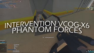 PHANTOM FORCES BEST SNIPING LOADOUT #2!! (roblox)