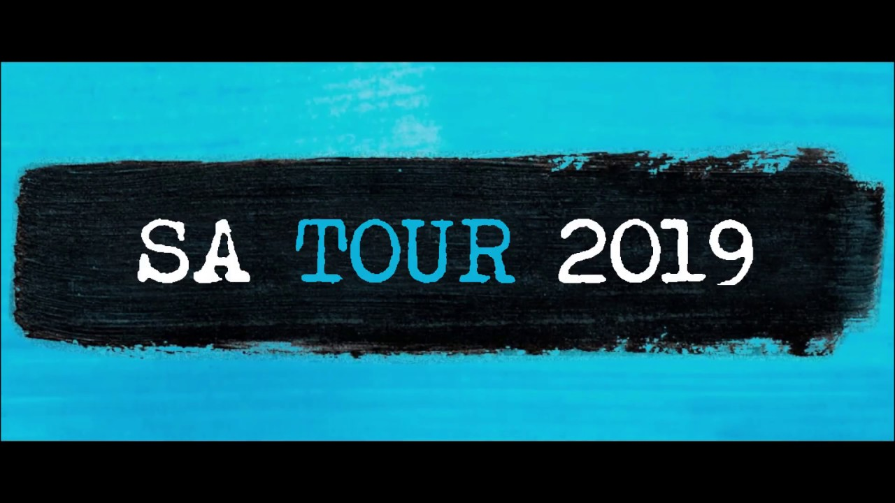 Ed sheeran concert dates 2019 in Melbourne