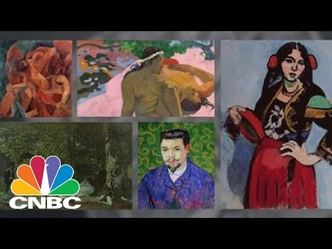The Shchukin Collection: A 'Once In A Lifetime Event' | CNBC