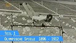 Olympische Spiele der Neuzeit | Teil I: 1896 - 1912