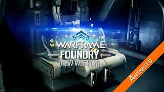 [SFM] Warframe - Foundry -
