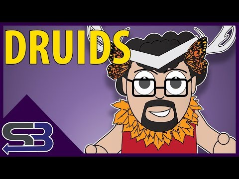 What Is A Druid? | Know Your Fantasy