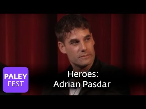 Heroes: Adrian Pasdar On Flying (Paley Center)