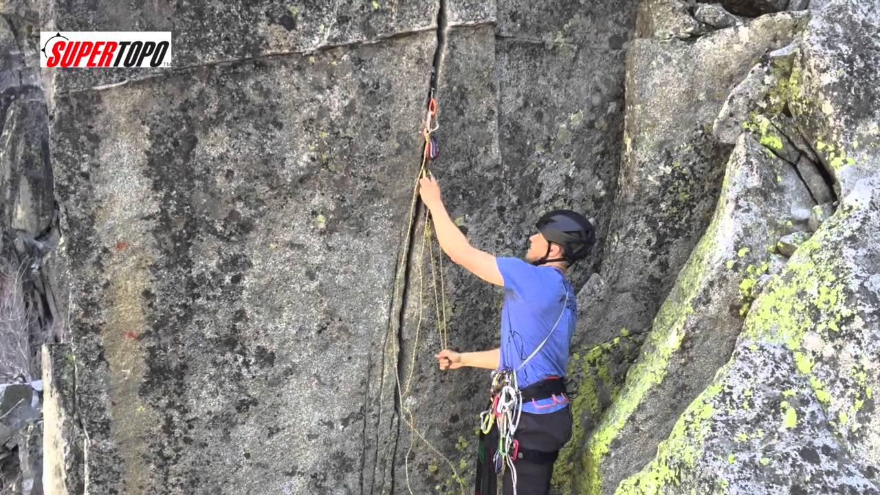 Big wall climbing