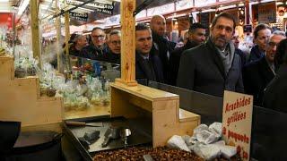 Attentat de Strasbourg : le marché de Noël a rouvert, deux nouvelles gardes à vue