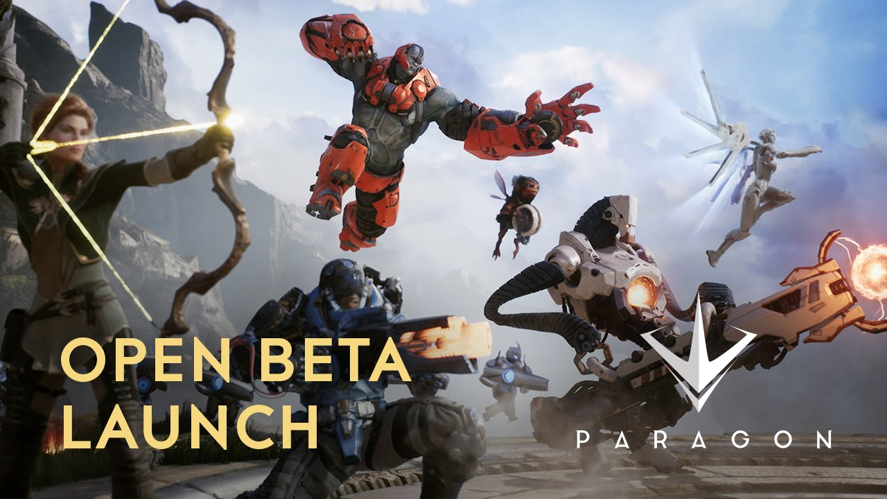 Paragon enters open beta today on ps4 playstation. Blog. Europe.