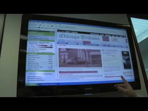 Inside the Chicago Tribune: The Breaking News Center