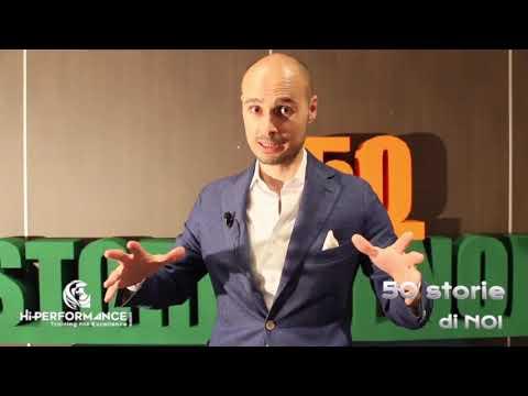 Claudio Nappo e la sua esperienza con Tony Robbins