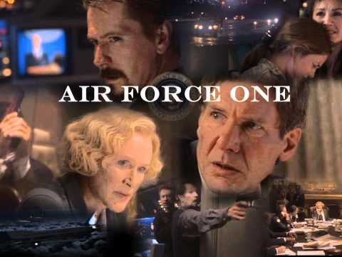 Jerry Goldsmith - Main theme,Air Force One (1997) OST
