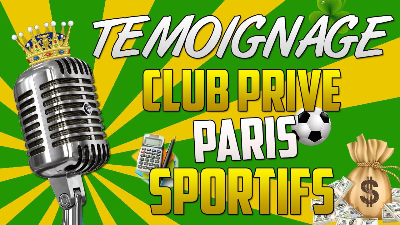 club paris sportif abonement remboursé