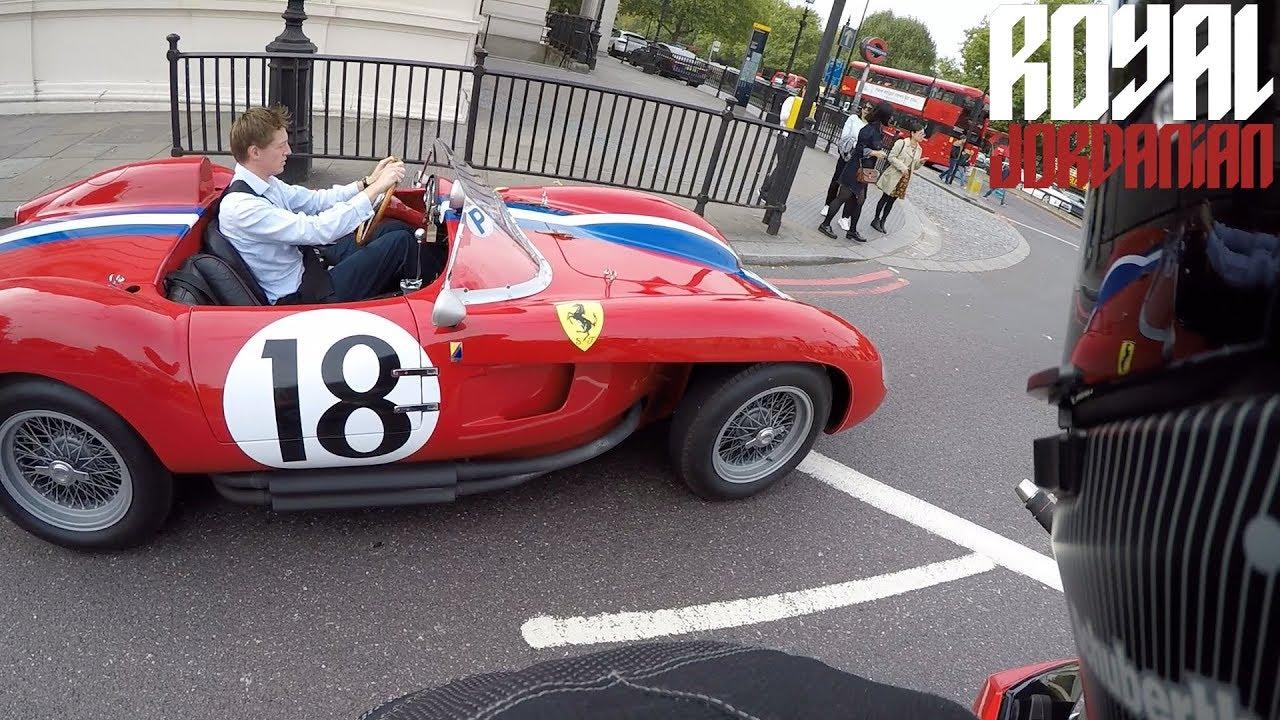 1957 Ferrari 250 Testa Rossa Vs Husqvarna Nuda 900R