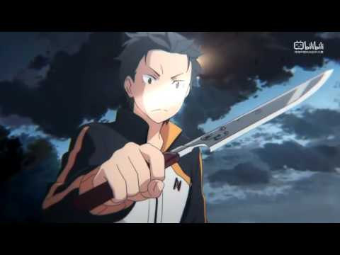 Tráiler Re Zero Season 2【HD AMV】Jack Trammell™ 2016√   YouTube