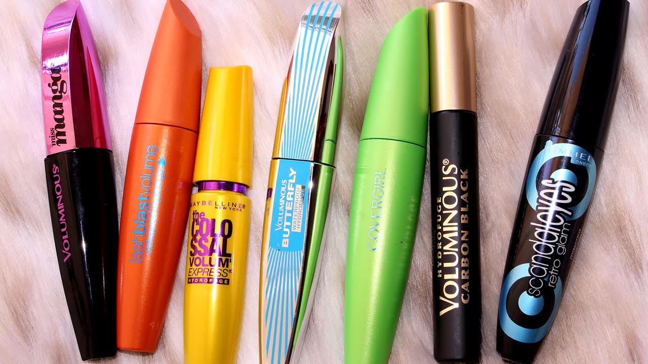 Frugal Fridays | Battle of the Waterproof Drugstore Mascaras ...
