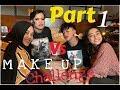 BARENG PACAR !! MAKE UP CHALLENGE !! DAN PACAR BARU PUTRI DELINA !! PART1