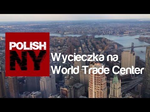 Zycie w Nowym Jorku: Wjezdzamy na One World Trade Center (Polish-NY VLOG #1)