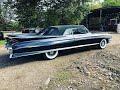 1961 Cadillac Eldorado Biarritz with factory bucket seats
