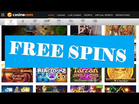 Casino.com Promo Codes For Free Spins - No Deposit Casino Bonus 2020 - No Purchase Plus Bonuses