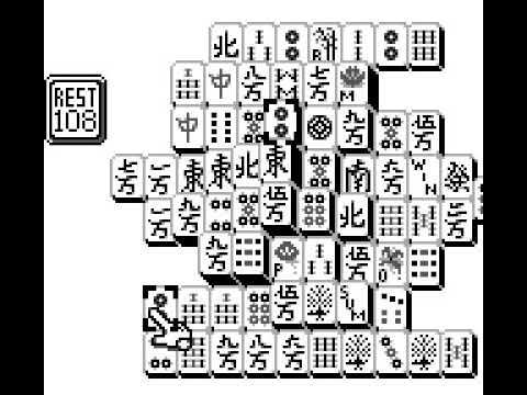 Shanghai (Game Boy) Full Playthrough