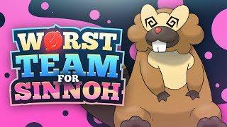 Worst Team for Sinnoh