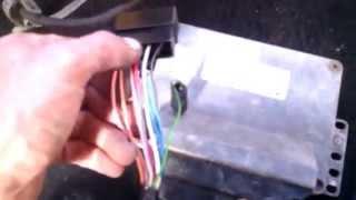 видео Электросхема ВАЗ 2107 карбюратор с описанием, цветная: проводка, зажигание