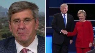 Campaign adviser: Trump wins the debate over the economy