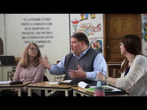 Testimonio: Thomas Belekevish, representante del Consejo Mundial de Cooperativas (WOCCU)