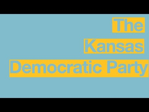 Welcome to the Kansas Democratic Party!
