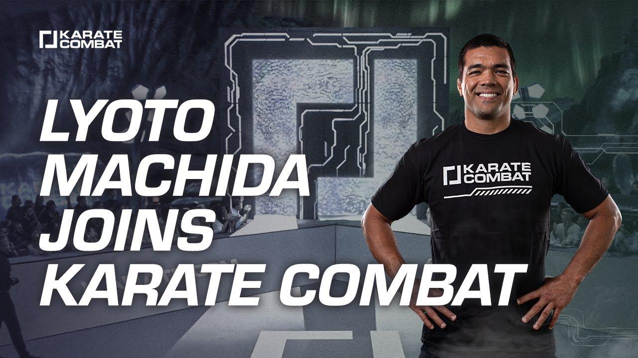 Lyoto Machida explains why he joined Karate Combat