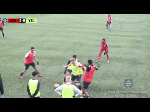 Extended Match Highlights - Birmingham Football Trial 14th Feb 2017