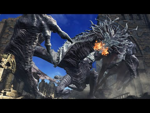 Top 23 Monster & Boss Transformation Scenes in Dark Souls (2010-2020) - Видео онлайн