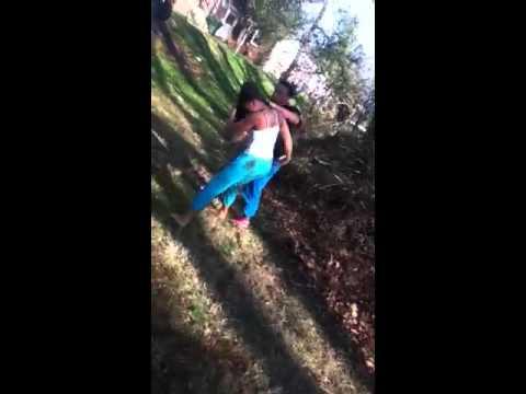 Back yard brawls PVA - YouTube