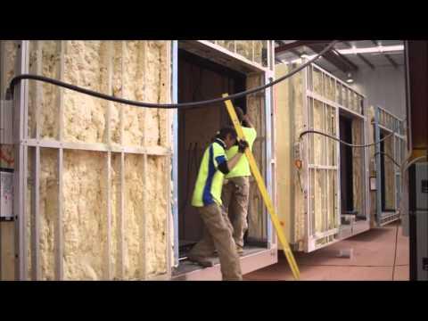 A Revolução da Construção Modular - Casos internacionais (Austrália).