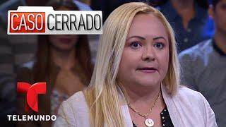 Caso Cerrado | Brain Cancer Makes Him Give Their Fortune Away💸😩🤒 | Telemundo English